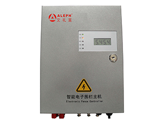 WS-8008-1L-智能型單防區脈沖電子圍欄控制器(四線制)