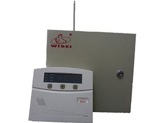 WS-608G-GSM+固話雙網報警主機