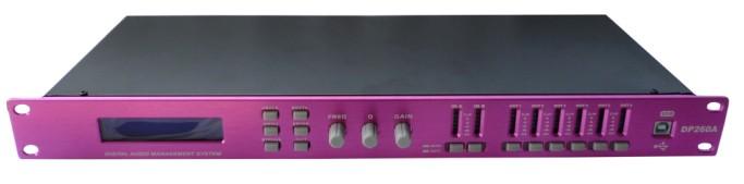 DS26DP260DP26DP226数字音箱处理器数字音频处