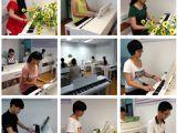 福州成人钢琴培训兴趣课程两个月学会六首名曲