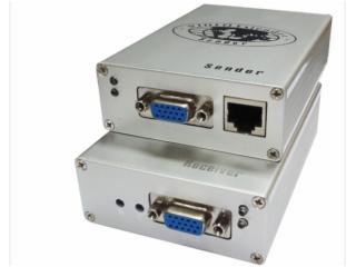 LT-UTP-AV-信息发布系统VGA音视频延长器