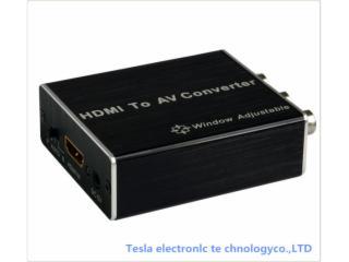 --HDMI转AV 转换器(P制N制可调)