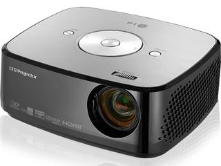 LG HX300G-LED超便携投影机