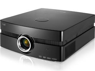 LG AF115-超高对比度家庭影院投影机