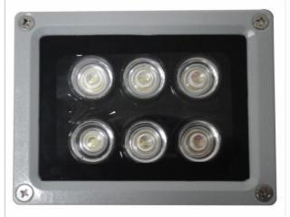 HTH-BGLED012-白光灯led监控补光灯