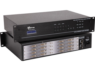 SID-MIX0808-8進8出高清混合插卡矩陣切換器