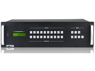 MMX1616-混合插卡矩阵
