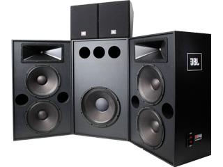 3252(N)-BC系列影院音箱