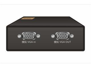 HS-YPBPR/VGA-YPBPR轉VGA高清轉換盒
