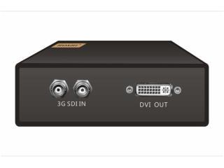 HS-3G_SDI/DVI-3G_SDI转DVI高清转换盒