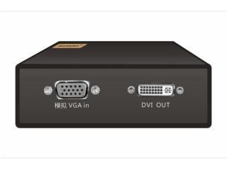 HS-VGA/DVI-VGA转DVI高清转换盒