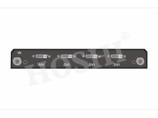 HS-4DVI-IN-4路DVI矩阵输入板卡