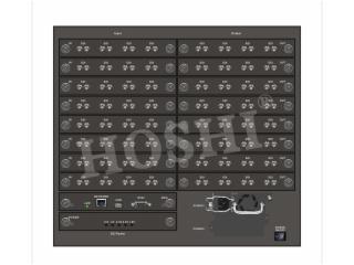 HS-S6832-32-32*32纯3G-SDI数字矩阵