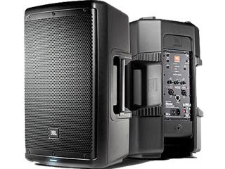 JBL EON610-EON600系列内置合并功放便携式扩声系统