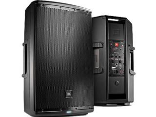 EON600系列内置合并功放便携式扩声系统-JBL EON615图片