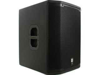 JBL PRX418S-PRX400系列18寸低音音箱