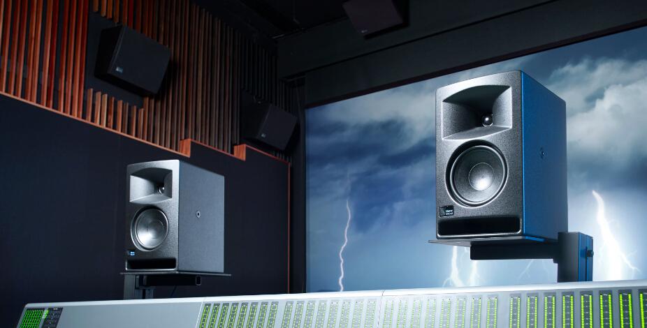 Meyer Sound发布Amie精密录音棚监听音箱