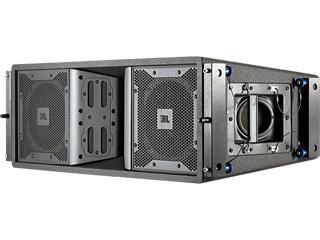JBL VT4887ADP-VerTec系列小型三分頻高指向性有源線陣列音箱