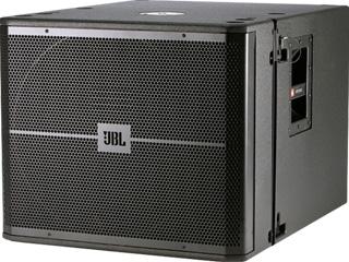 JBL VRX918S-VRX900系列18寸反射式超低音音箱