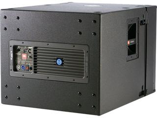 JBL VRX918SP-VRX900系列18寸反射式有源超低音阵列音箱