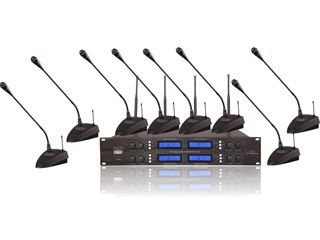 MY-U3680-UHF 无线会议话筒