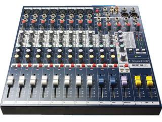 8路多用途调音台-SOUNDCRAFT EFX8图片