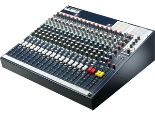 16路演出和录音调音台-SOUNDCRAFT FX16ii图片