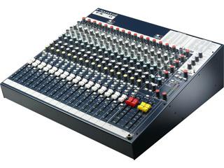 SOUNDCRAFT FX16ii-16路演出和录音调音台