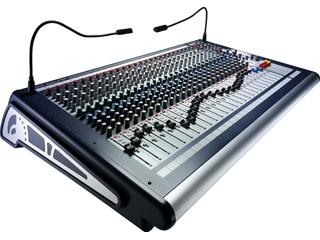 SOUNDCRAFT GB2-四編組雙電源供電實況擴聲專業調音臺