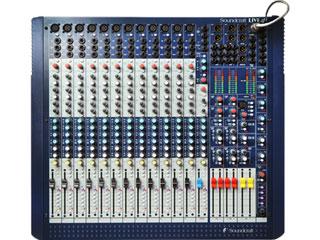 SOUNDCRAFT LIVE 4.3-实况4编组调音台