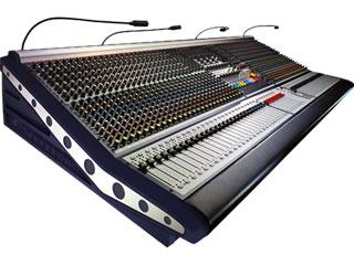 SOUNDCRAFT MH2-广播级调音台