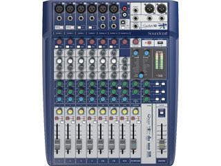 SoundcraftSignature 10-小型模拟调音台
