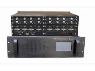 TH-HD1616-无缝混合矩阵切换器16进16出