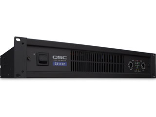 CX1102-CX2通道系列固定安裝功放