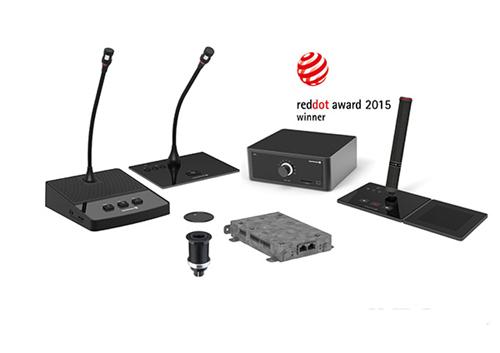 Orbis会议系统荣获2015年红点设计大奖