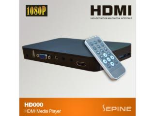 西派HD000-高清播放机,便捷、办公、家庭多功能高清媒体播放机