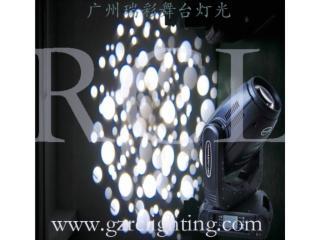 RC-B280-瑞彩灯光280W图案光束灯