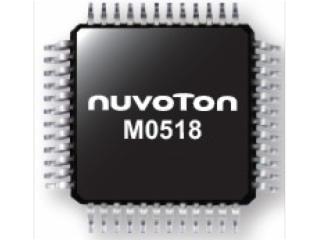 M0518LD2AE-M0518系列六組串口并帶24路PWM