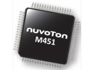 M451LG6AE-M4 微控制器 帶 CAN 和 USB OTG