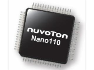 NANO110SD2BN-高效能, 帶 LCD 驅動, 超低功耗