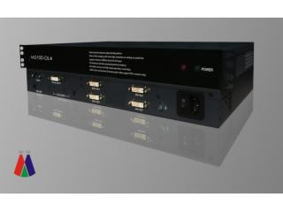MD100-DL4-一进四出DVI分配器