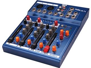 T系列簡易調音臺-JB-T4