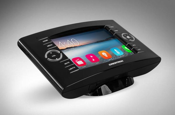 快思聪推出6吋无线触摸屏,具备语音辨识功能