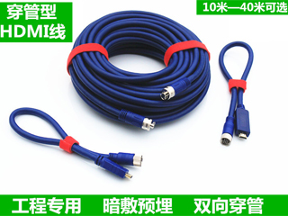 CG-HDMI-XXM-穿管型HDMI線