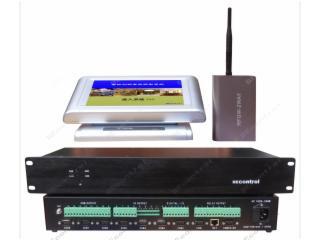 YC7000-無線真彩觸摸屏中控 7寸觸摸屏 模塊化中控主機