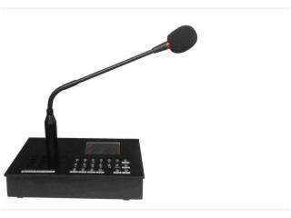 网络寻呼话筒SV-8003-IP对讲广播话筒SV-8003