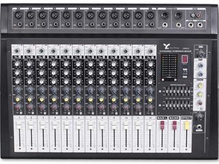 PMX12-PMX系列功放调音台
