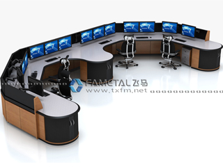 FM-D系列-控制台