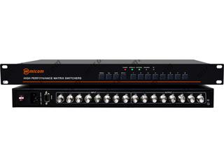 MICOM-V0808-视频矩阵8进8出