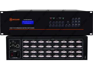 MICOM-DVI1616-DVI矩陣16進16出